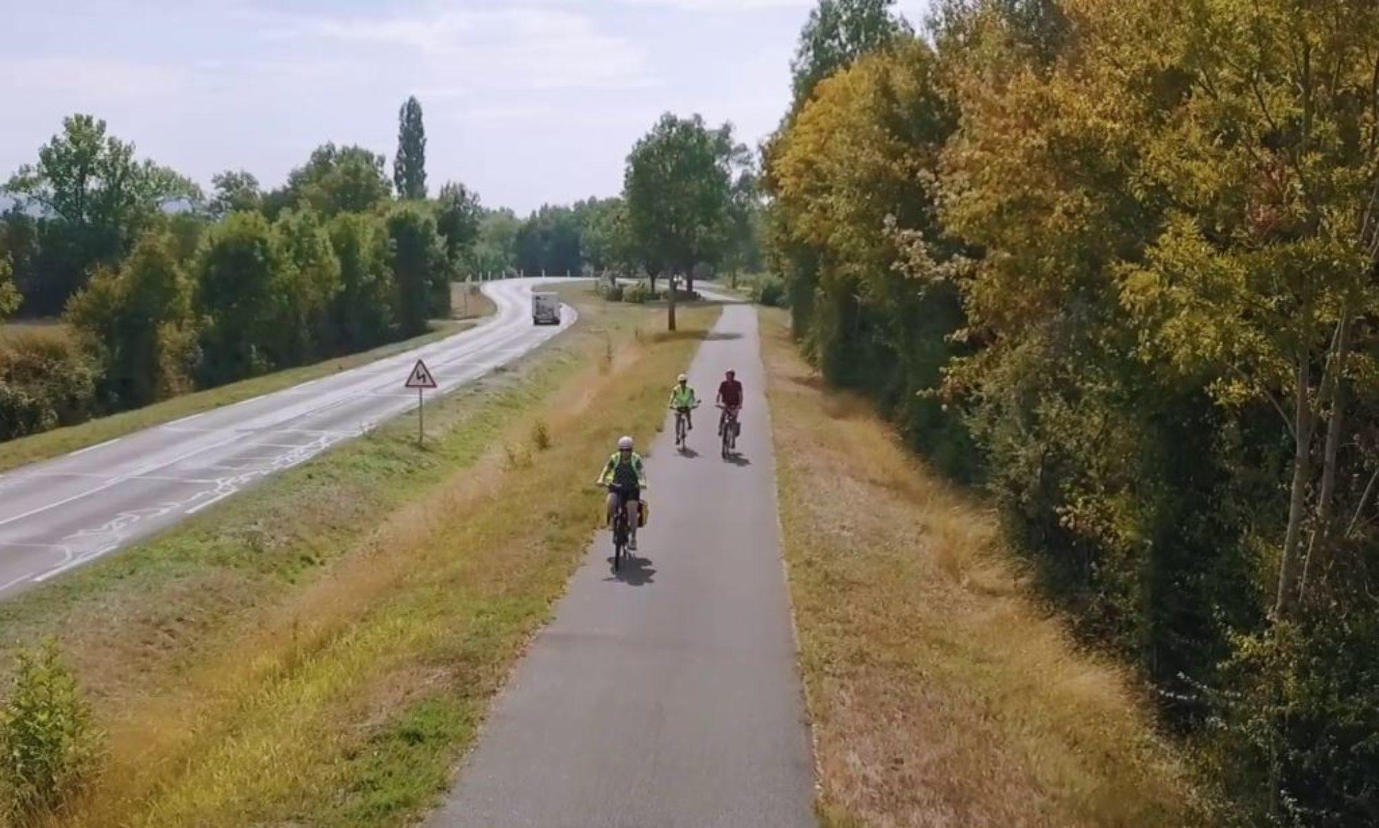 La Vie-Cyclette en Clunisois